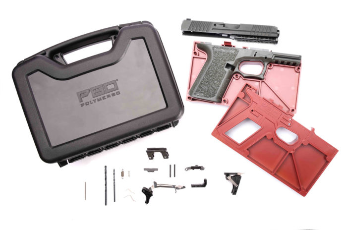 Federal Agents on Thursday raided Polymer80, a large gun parts and gun building kit maker. By The Gun Study News.